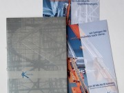 Krusche Lagertechnik AG : Prospektmappe : Flyer