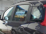 Autohaus Imhof : Aufkleber : Fahrzeugwerbung
