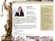 Rechtsanwältin Andrea Baumann : Homepage