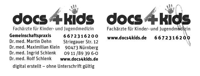 docs4kids Digitalstempel