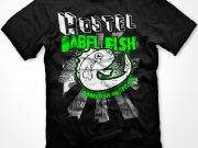 Babelfish Hostel : T-Shirt