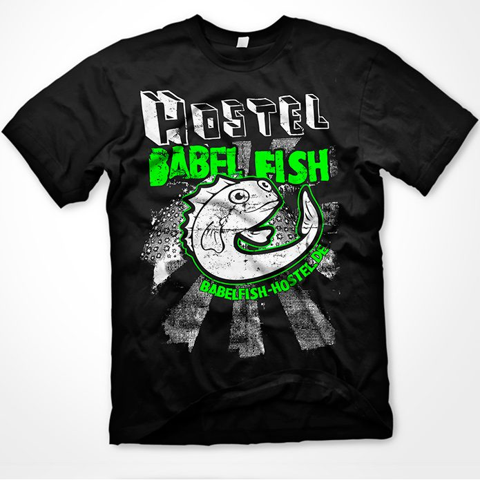 Babelfish T-Shirt