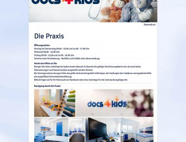 docs4kids : Homepage
