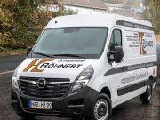 Schreinerei Böhnert : Fahrzeugbeschriftung