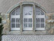 Praxis im Rheinkamper Rathaus : Sichtschutz : Fensterkleber