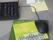 Praxis im Rheinkamper Rathaus : Mousepad
