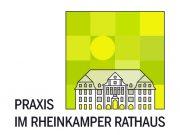 Praxis im Rheinkamper Rathaus : Logo : Wort-/Bildmarke